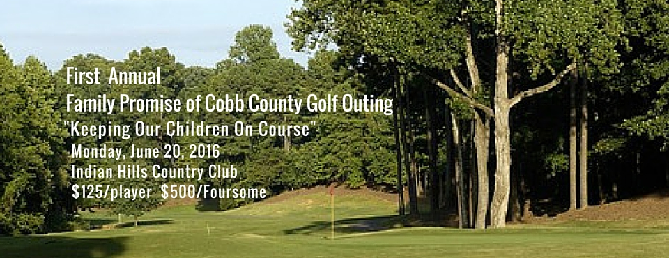 First Annual Golf Outing